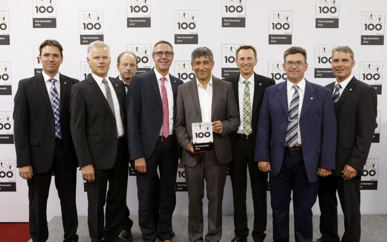 Kemmler Tübingen innovationsführer erhalten top 100 auszeichnung